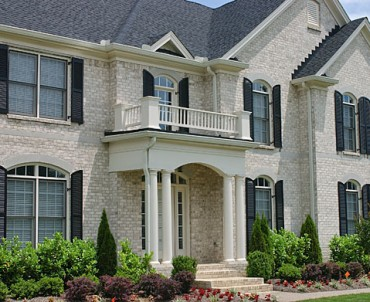 Amazing Exterior Shutter Styles for Nashville Tennessee Homes