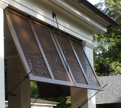4 Reasons to Consider Bahama Shutters for your Nashville Area Home