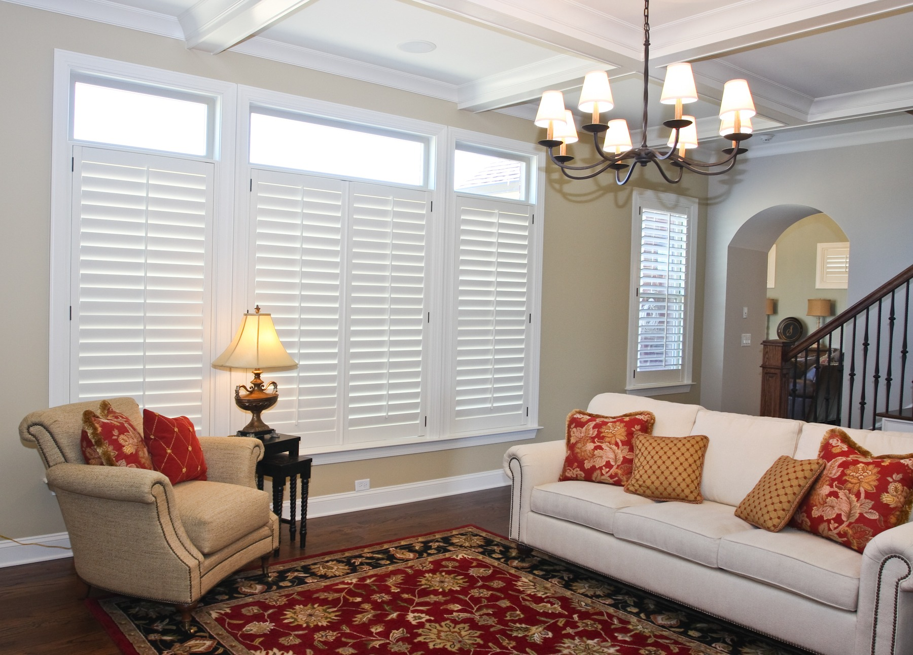 Inside Vs Outside Mount Plantation Shutters Advantage Shutters
