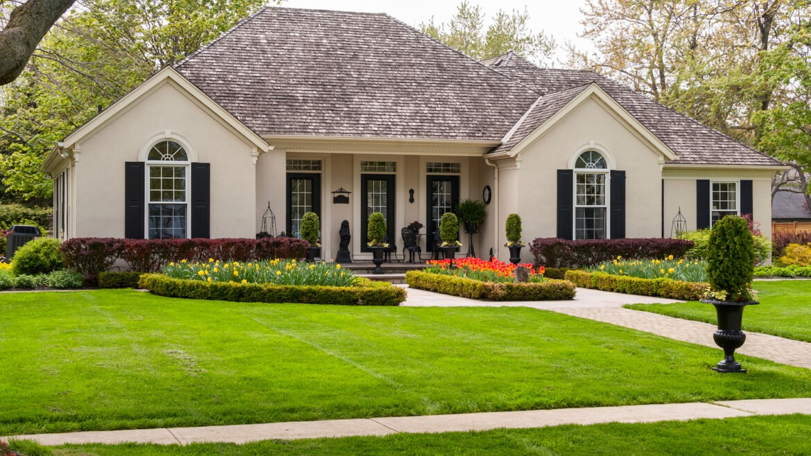 Amazing Exterior Shutters for Franklin TN Homes